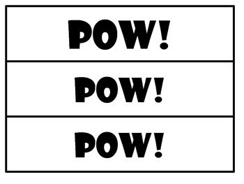 Pow! Game for Missing Addends