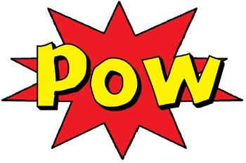 Superhero Classroom Management: Pow