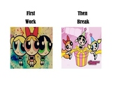 Powder Puff Girls First/Then