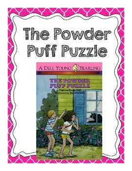 Powder Puff Puzzle Comprehension Questions