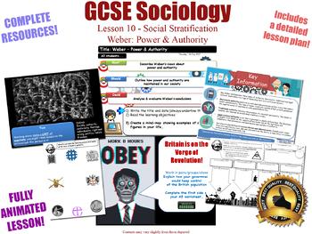 Power & Authority (I) - Social Stratification (GCSE Sociology - L10/20)