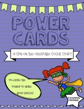 Power Cards 1 and 2