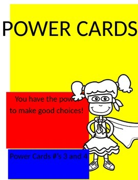 Power Cards 3 and 4