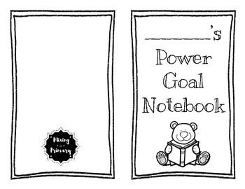 Power Goal Notebook
