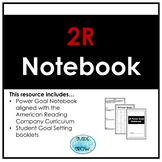 Power Goal Notebook: 2R