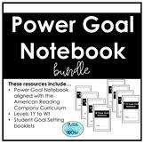 Power Goal Notebook: BUNDLE