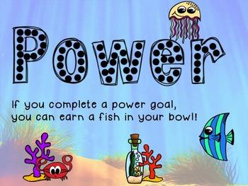 Power Goals!