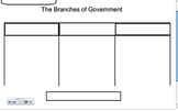 Power Grab Game: Separation of Powers