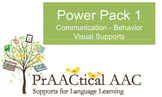 Power Pack 1: Visual Supports for Communication & Behavior