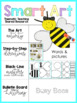 Power Passages {Busy Bees} Comprehension, Fluency, Close R
