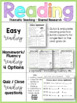Power Passages {Johnny Appleseed} Fluency, Writing, Art, C