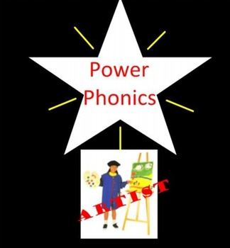 Power Phonics Lesson /är/