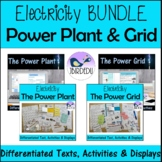 Electricity. Power Plant and Power Grid. Differentiated Information Texts