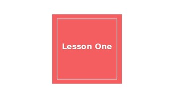 Power Plus Vocabulary Book H Lessons 1-9