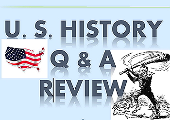 Power Point: 19th & 20th Century US History