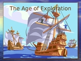 Early European Explorers: The Age of Exploration Power Point Review and Game