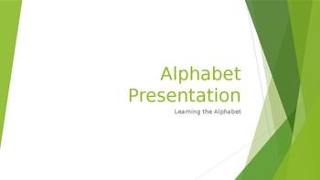 Power Point Alphabet Presentation