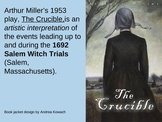 Power Point Arthur Miller's The Crucible