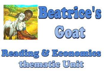 Power Point: Beatrice's Goat thematic unit