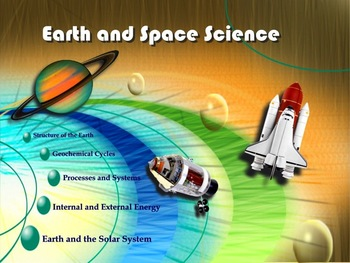 Power Point - Earth Space Science Collection