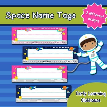 Power Point Edit - Space_Name Tags