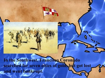 Power Point - European Exploration: Spain and the Discovery of America