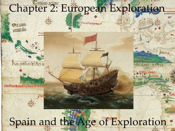 Power Point - European Exploration: Spain and the Discover