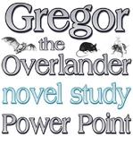 Power Point: Gregor the Overlander (Suzanne Collins)