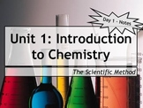 Introduction to Chemistry - Set of 6 Power Points!