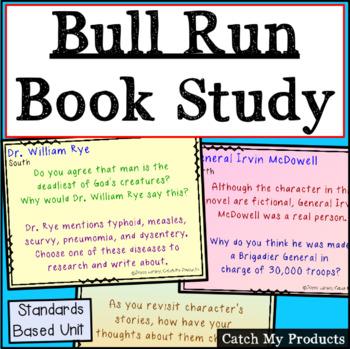 Power Point: Introduction to Paul Fleischman's novel Bull Run