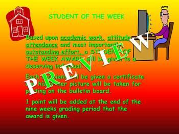 Power Point - Keyboarding Syllabus (Middle School)