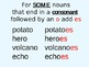 Power Point Lesson on Making Nouns Plural - Spelling