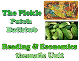 Power Point: Pickle Patch Bathtub thematic unit