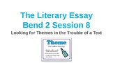 Power Point Presentation for Lucy Calkins Literary Essay Bend 2