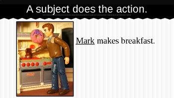 Best Ever Power Point Presentation to Introduce Subject Pronouns and Ser