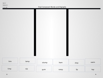 Power Point Slides for Final Blends and Digraphs