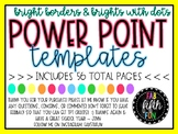 Power Point Template Pack