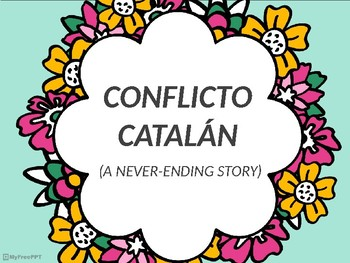 Power Point about Catalonia conflict