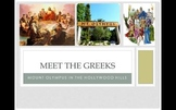 Power Point and Printable- Meet the Greeks: Mount Olympus
