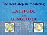 Latitude and Longitude Lesson -Power Point and Study Guide- The World