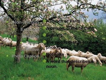 "Power Point for Ready Gen ""On the Farm"" Unit 1, Module B"