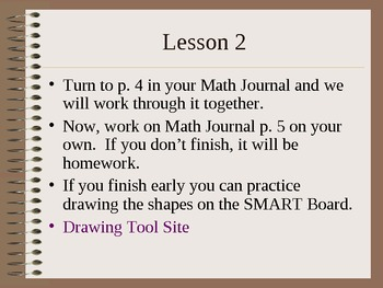 Power Point for Unit 1 Everyday Math, Grade 4