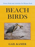 Power Point of Picture Book with Activities--Beach Birds