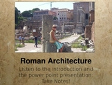 Power Point on Ancient Roman Architecture