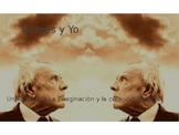 Power Point on Borges y yo for AP Spanish Literature