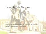 Power Point on Lazarillo de Tormes for AP Spanish Literature