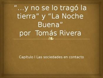 Power Point On Y No Se Lo Trago La Tierra For Ap Spanish Literature