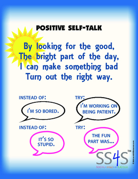 Power Poster; Positive Thinking