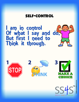 Power Poster;Stop and Think
