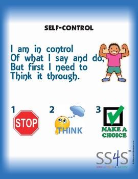 Power Posters; Behavior Management